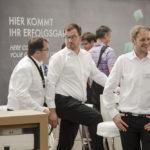 FachPack 2016 Nürnberg, Stand der PackSynergy