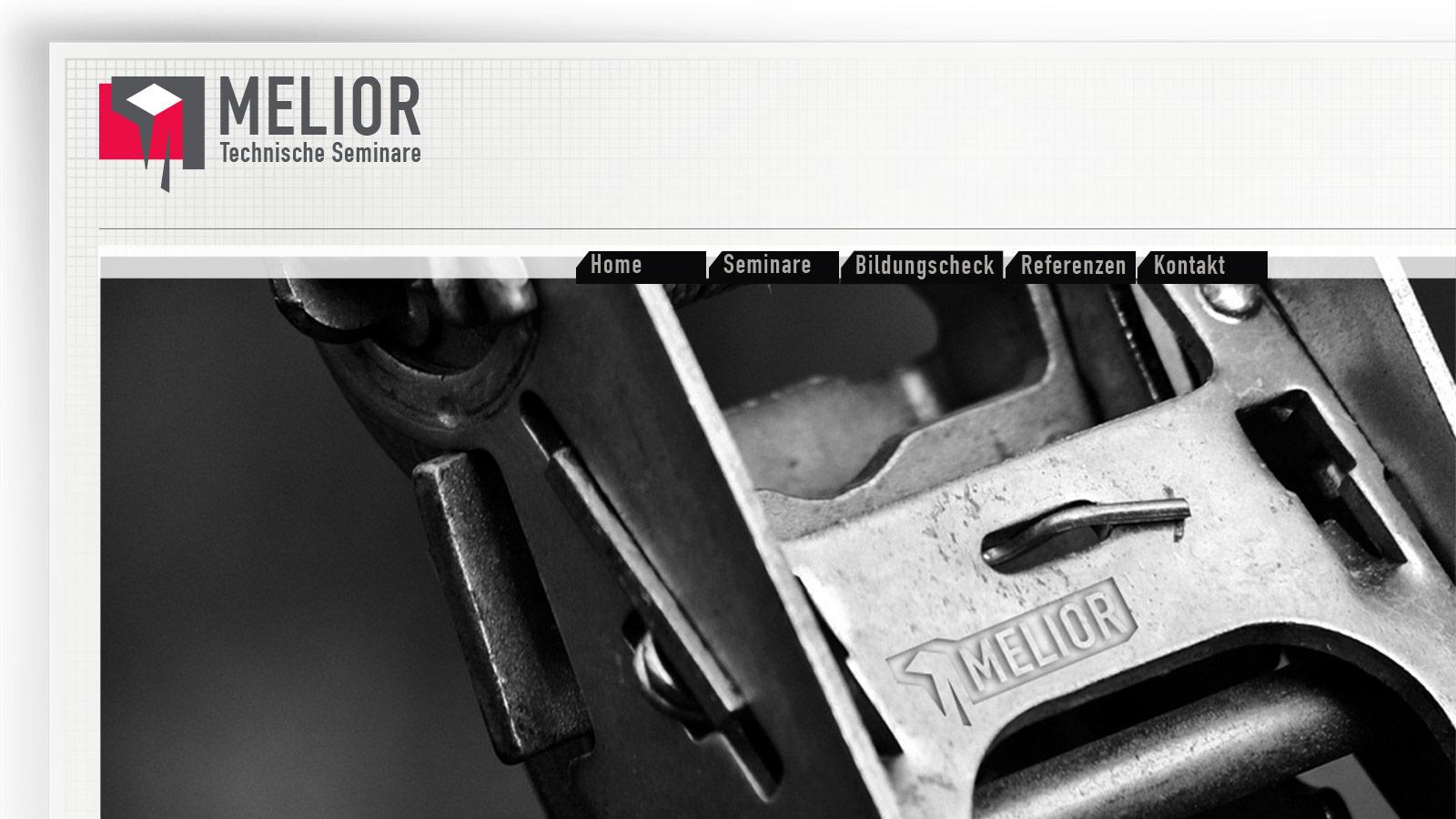 Melior | Technische Seminare