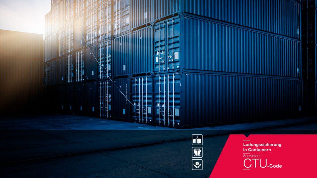 Melior | Technische Seminare, Ladungssicherung in Containern – Seeverkehr /CTU-Code