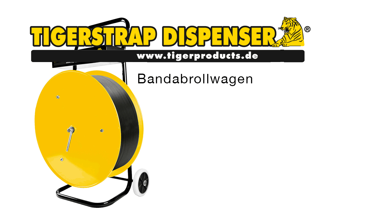 TigerStrap Dispenser Productsite Header
